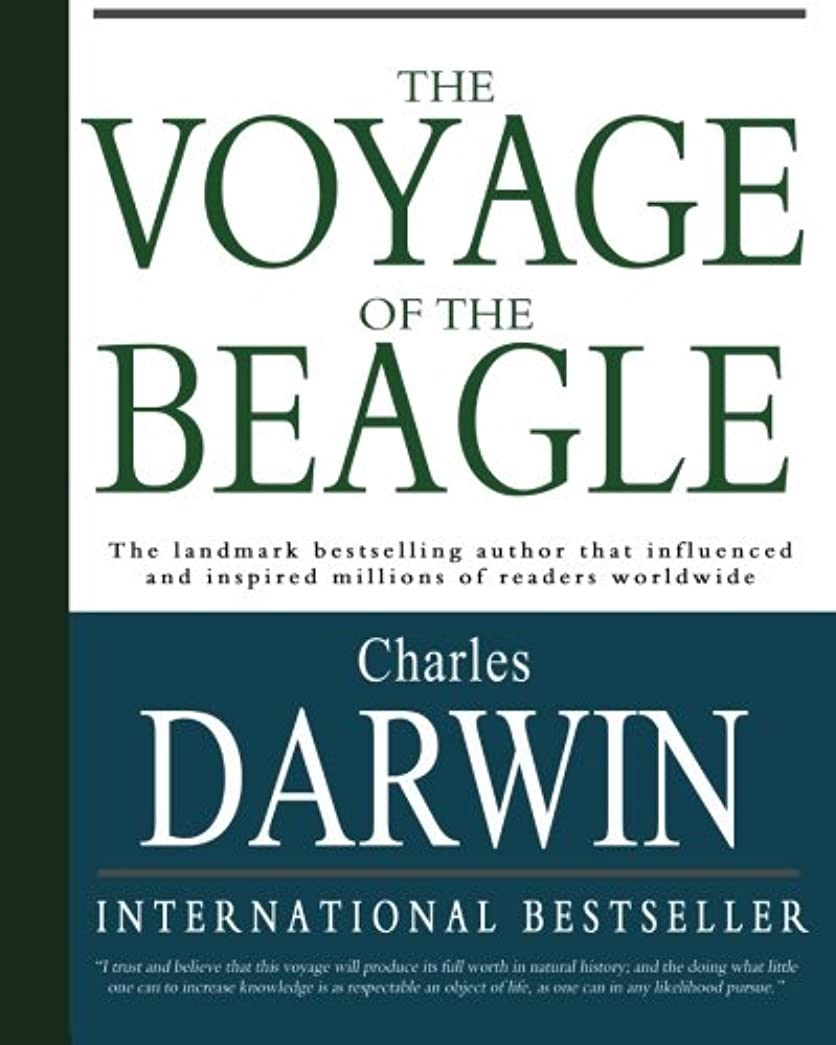 許容できる研磨の配列The Voyage of the Beagle: Charles Darwin's Journal of Researches