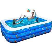 Funavo Inflatable Kids Swimming Pool