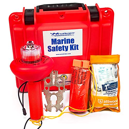 USCG Boating Safety Kit - Electr...