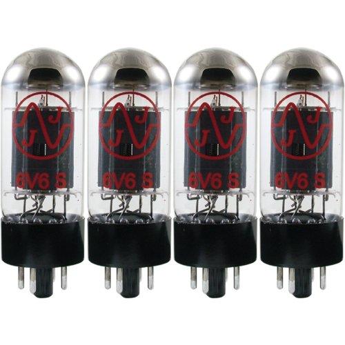 JJ Electronics T-6V6-S-JJ-MQ Vacuüm Buis Spiraal Filament Bijpassende Quad