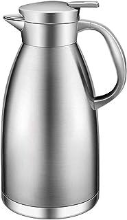 Pot de café Pichet Isotherme Cafetière Isotherme Pour Bouteille Isotherme, Plongeur de café, Jus/lait/pot d'isolation de t...