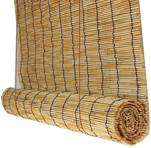 Renqian Home Roll Up jaloezieën, rolluiken, jaloezieën, voor deur, balkon, teestube licht, filter, verticale verduisteringsjaloezieën