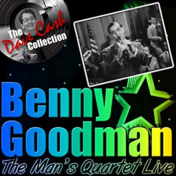 The Man's Quartet Live (The Dave Cash Collection)