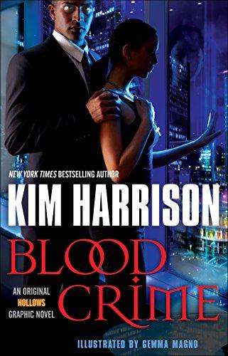 Blood Crime (Graphic Novel): An Original Hollows Graphic Novel