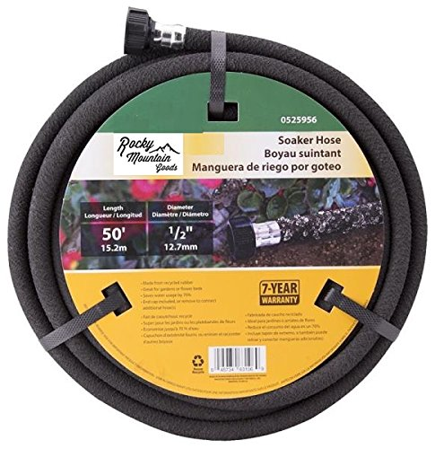 Rocky Mountain Goods Soaker Hose