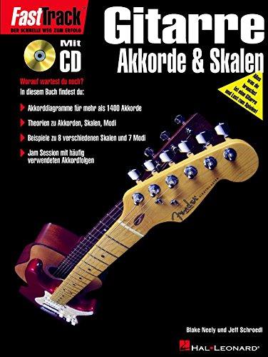 FastTrack Gitarre Akkorde & Skalen (D)