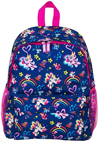 Unicornio Fingerling Mochila Escolar Chicas Fingerlings