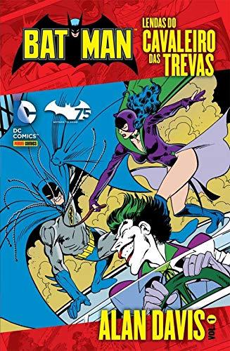 Batman Lendas do Cavaleiro das Trevas Alan Davis Vol. 1: 01