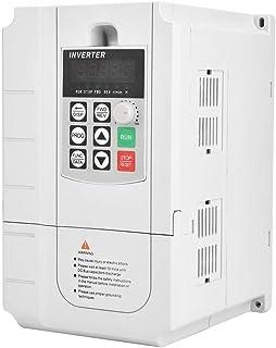 Wandisy 【𝐂𝐡𝐫𝐢𝐬𝐭𝐦𝐚𝐬 𝐆𝐢𝐟𝐭】 5.5KW 380V Control AC Accionador de frecuencia Inversor trifásico Entrada y Salida