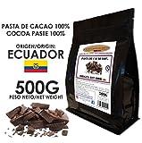 Cacao Venezuela Delta - Chocolate Negro Puro 100% · Origen Ecuador (Pasta, Masa, Licor De Cacao...