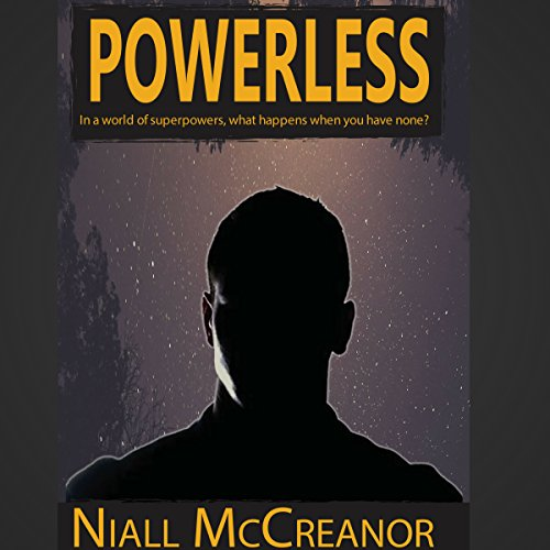 Powerless cover art