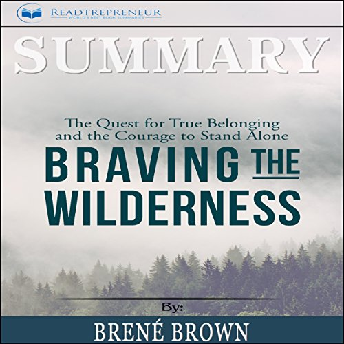 Summary: Braving the Wilderness audiobook cover art