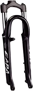 mountain bike fork 1 inch steerer