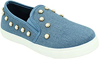 TravelNut Back to School Special Kenna Casual Fashion Sneakers for Women Teen Girls (Assorted Colors)