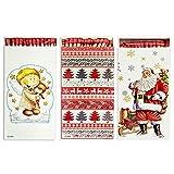 Helmecke & Hoffmann Streichhölzer Zündhölzer mit weihnachtlichen Motiven, 3 Packungen XXL Streichholzschachtel