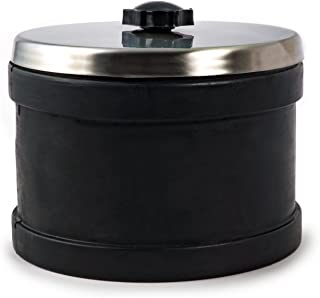 Discover with Dr. Cool Replacement Rock Tumbler Barrel for National Geographic Professional Series Tumbler and Hobby Series Tumblers, 2 Pound Rock Polisher Barrel with Leak-Proof Lid