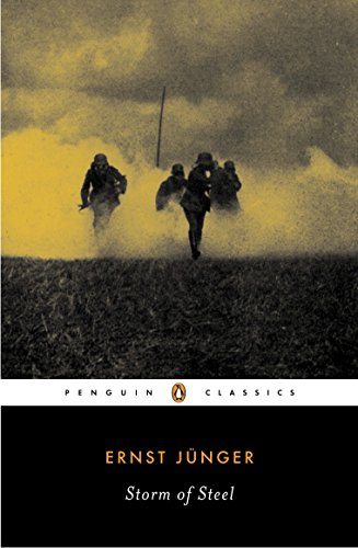 Download Storm of Steel (Penguin Classics Deluxe Edition) 0142437905