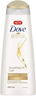 Dove Nourishing Oil Care Shampoo, 340ml