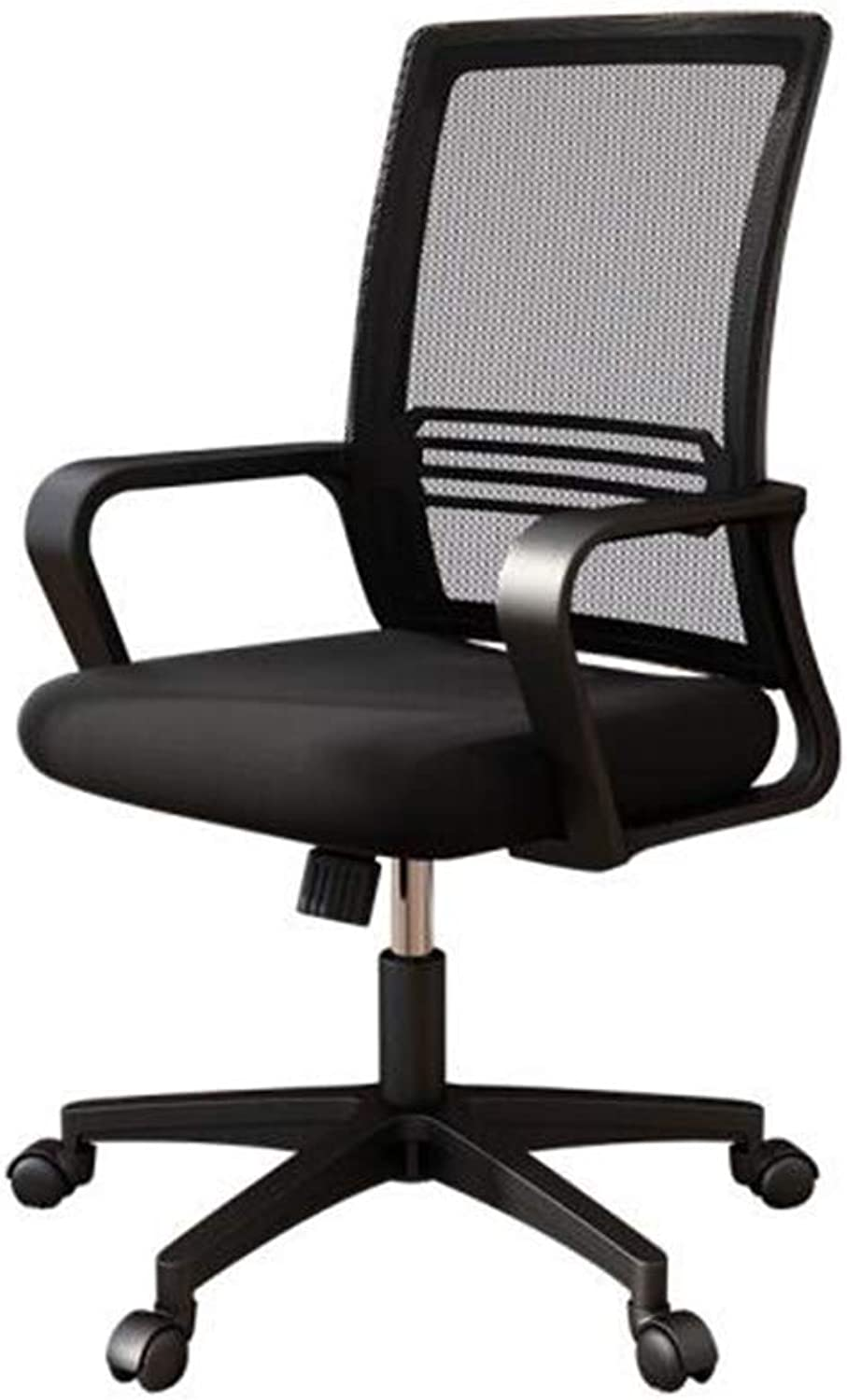 XUERUI Armchairs Chair Mesh Office with Arms Seating Back Rest Swivel Mesh Task Adjustable Executive Computer Furniture