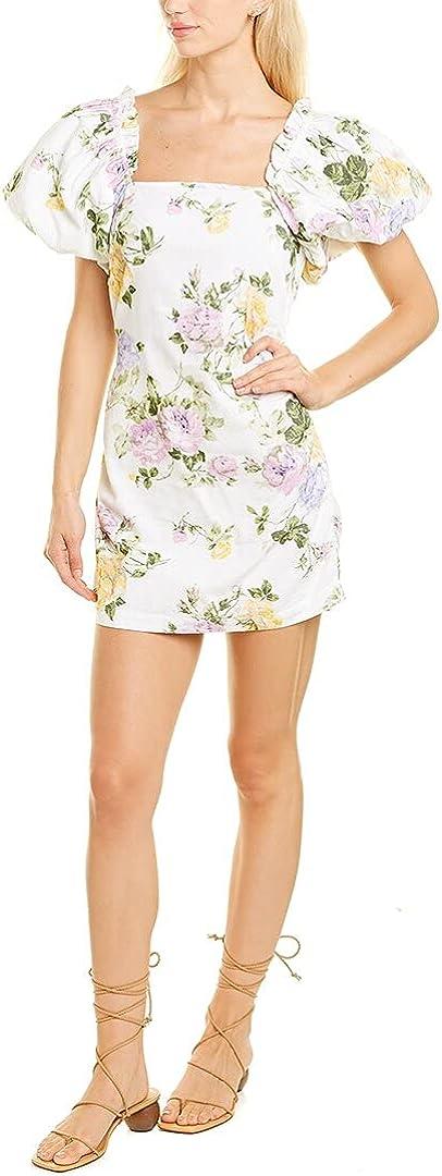 LOVESHACKFANCY Printed Prair Minerva Dress