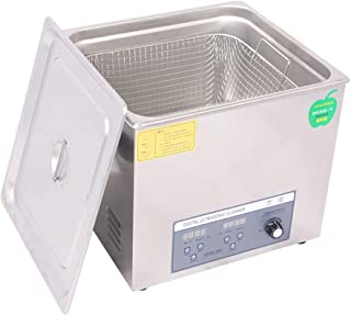 CGOLDENWALL PS-70AL Nettoyeur à ultrasons numérique 19 L Machine de nettoyage de balle de bowling à ultrasons (puissance r...