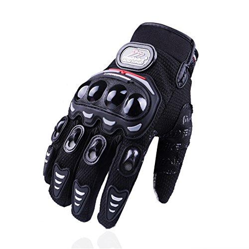 Madbike Sommer Motorrad Handschuhe Touch (M)