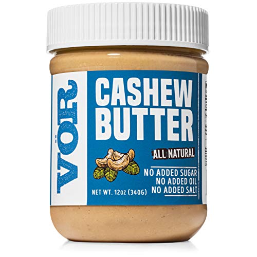 Vor Pure Cashew Butter | Only One Ingredient