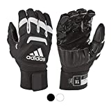 adidas Freak MAX 2.0 Padded Lineman Football Gloves, Black, Small - Premium Football Gear