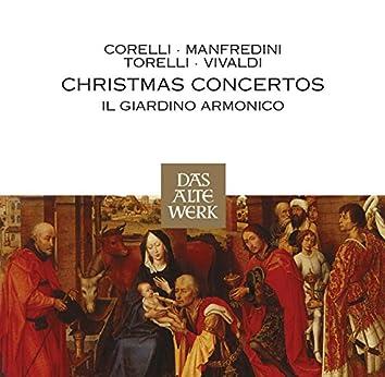 Corelli, Torelli, Vivaldi et al : Christmas Concertos (DAW 50)