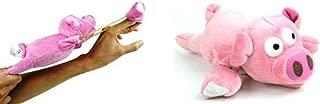 Playmaker Toys Flingshot Flying Pig, Pink