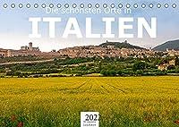 Die schoensten Orte in Italien. (Tischkalender 2022 DIN A5 quer): Erleben Sie Italien wie nie zuvor. (Monatskalender, 14 Seiten )