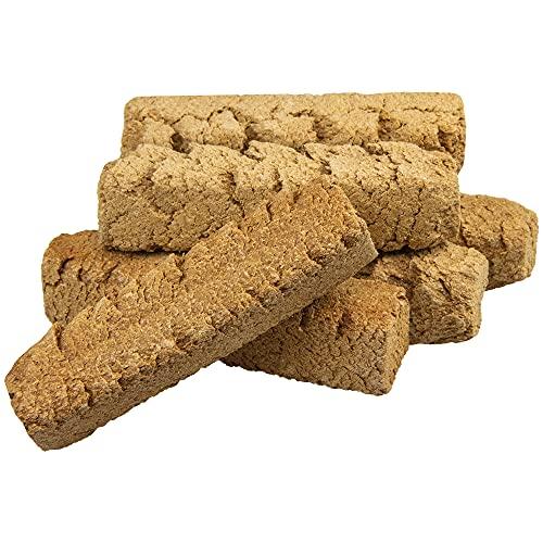 Dogreform Pain pour chien 5 kg La brosse à dents idéale pour votre chien pour les chiens de taille moyenne à très grande taille des biscuits pour chien est bien cuit dur.