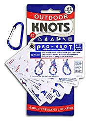 Knots: Bowline (Including Tying One-Handed)