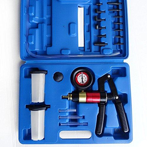 Bremssystem Tester Vakuumtester & Drucktester, Bremsenentlüfter KFZ NEU
