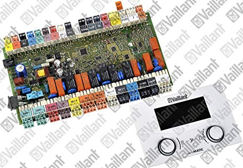 Vaillant Leiterplatte Set 0020076588   auroMATIC Regler   VRS 620 /-2/-3