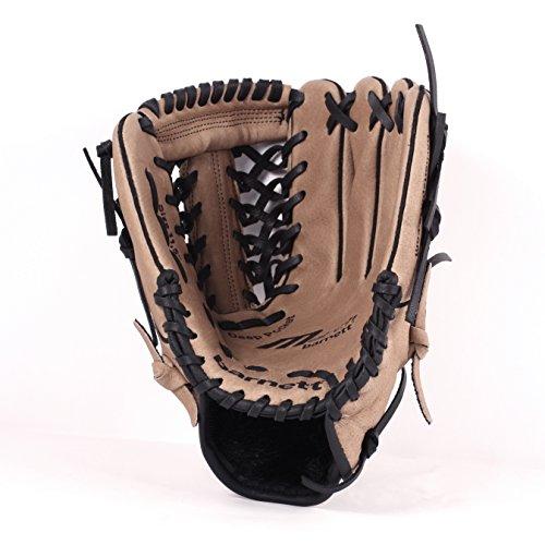 SL-110 REG braun Baseball Handschuh, Schweinsleder, Infield/Outfield, Grösse 11 (für Rechtshänder, Wird an der linken Hand getragen)