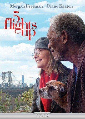 5 FLIGHTS UP DVD .
