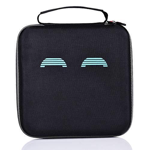 COMECASE Harte Transportkoffer Tasche Hülle für Anki 000-00067 Cozmo Roboter/Anki 000-00069 Cozmo Base Kit