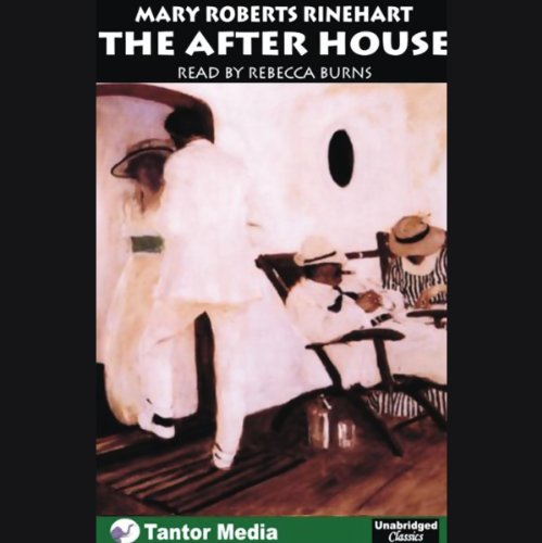 The After House audiobook cover art
