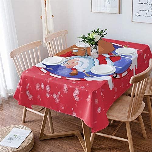 Womenfocus Kitchen Outlet SALE Cotton Max 69% OFF Linen Di Rectangle 60