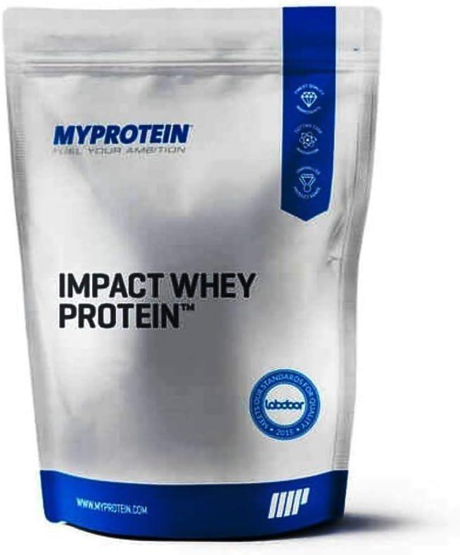 MyProtein Impact Whey Proteína de Suero, Sabor Chocolate Suave - 250 gr