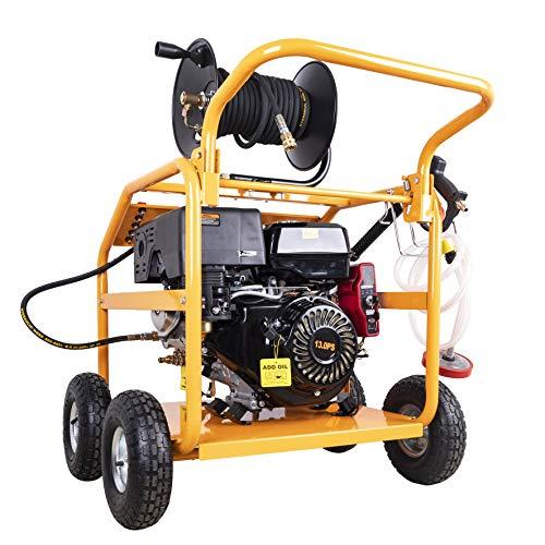 Strahlemann SM-LB250B Benzin-Hochdruckreiniger - 2