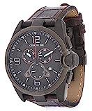 Cerruti mercurio orologio Uomo Analogico Al quarzo con cinturino in Pelle di vitello CRA088G223G