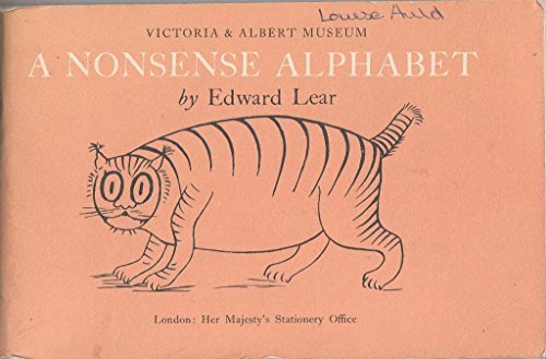Nonsense Alphabet (E.Lear) (Small Picture Books)