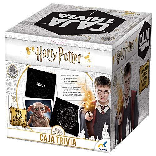 Novelty Corp Trivia Box Harry Potter