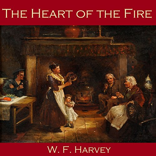 The Heart of the Fire cover art