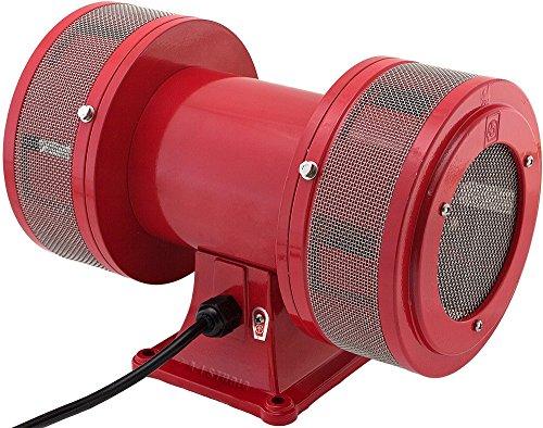 Vixen Horns Loud Industrial Electric Motor Driven Alarm/Siren (Air Raid) 120V VXS-1450AR