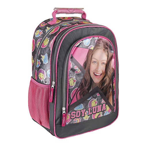 Made in Trade- Disney Soy Luna Cartable, 2100001629