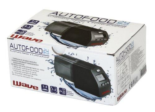 Wave WA6076262 Autofood Deluxe LCD, Futterautomat für Aquarien - 2