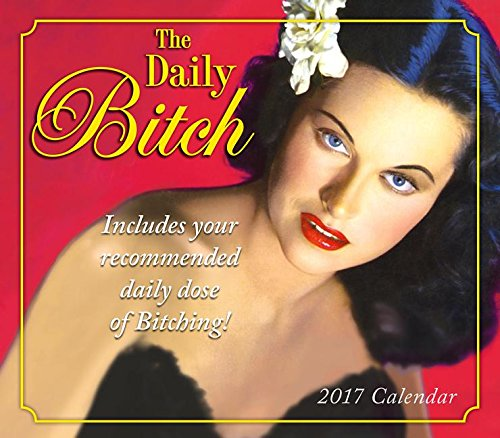 Daily Bitch, The 2017 Boxed/Daily Calendar